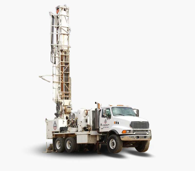Waters Drilling and Pump Water Drilling Rig