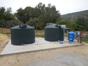 Water Well Storage System